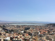 Vue Cagliari