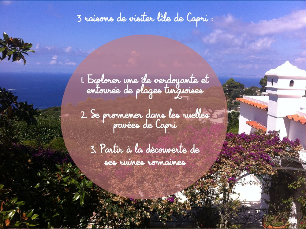 Capri_3 raisons de visiter l'île©lespetitsvoyagesdelilly