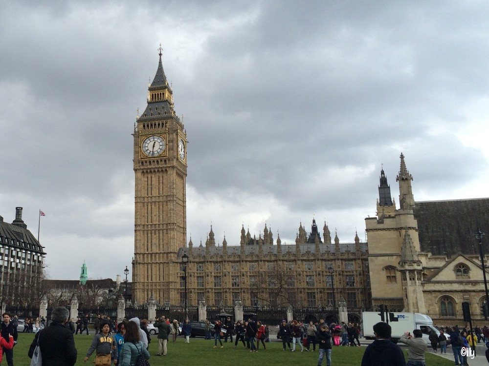 Londres_Big Ben©lespetitsvoyagesdelilly
