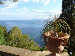 Taormine, depuis la Villa Communale