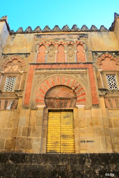 Mezquita - extérieur