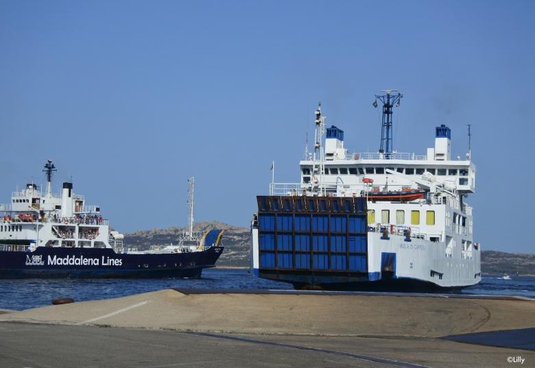 Sardaigne Ferry©lespetitsvoyagesdelilly