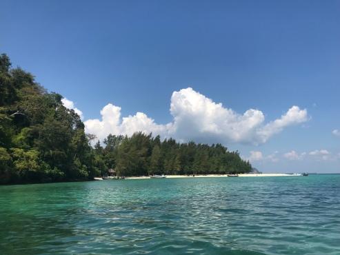 Poda Island - Plage