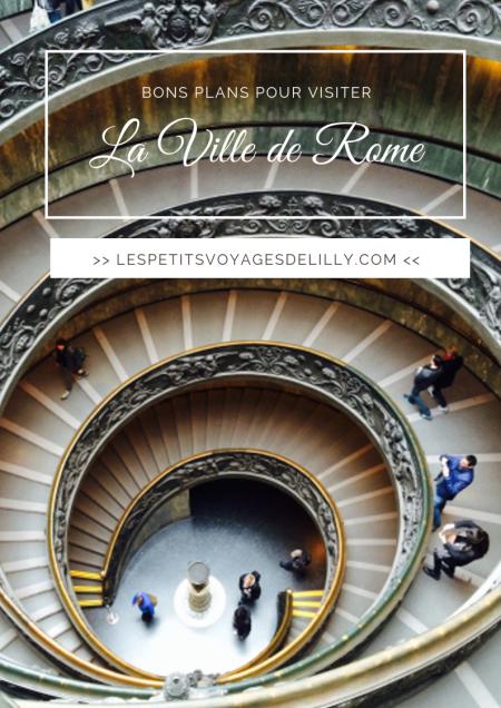 Rome @lespetitsvoyagesdelilly_pinterest